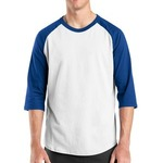 Adult Colorblock Raglan Jersey